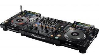 Professionelles Pioneer DJ Set